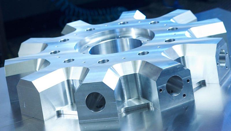 GLEICH Aluminium Zeichnungsteil